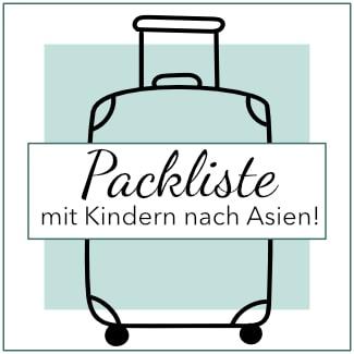 Reisepackliste Sidebar