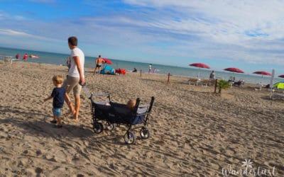 Marina di Venezia in Italien – Ein Campingplatz der Superlative?