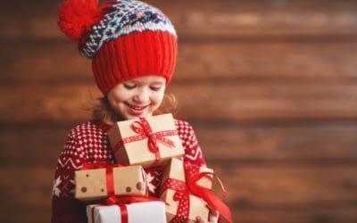 Kleine Weihnachtsgeschenke unter 20 Euro für Kinder