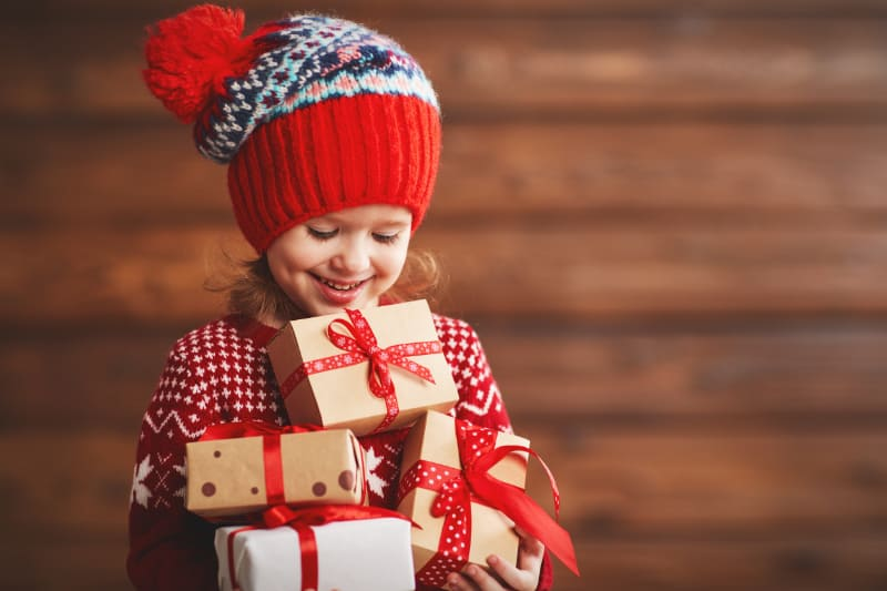 Weihnachtsgeschenke für Kinder unter 20€