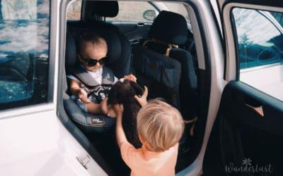 Lange Autofahrten mit Kindern – unsere Tipps & Erfahrungen!