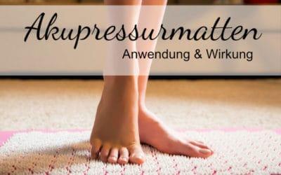 Akupressurmatte – die besten Yantramatten, ihre Wirkung und Anwendung!