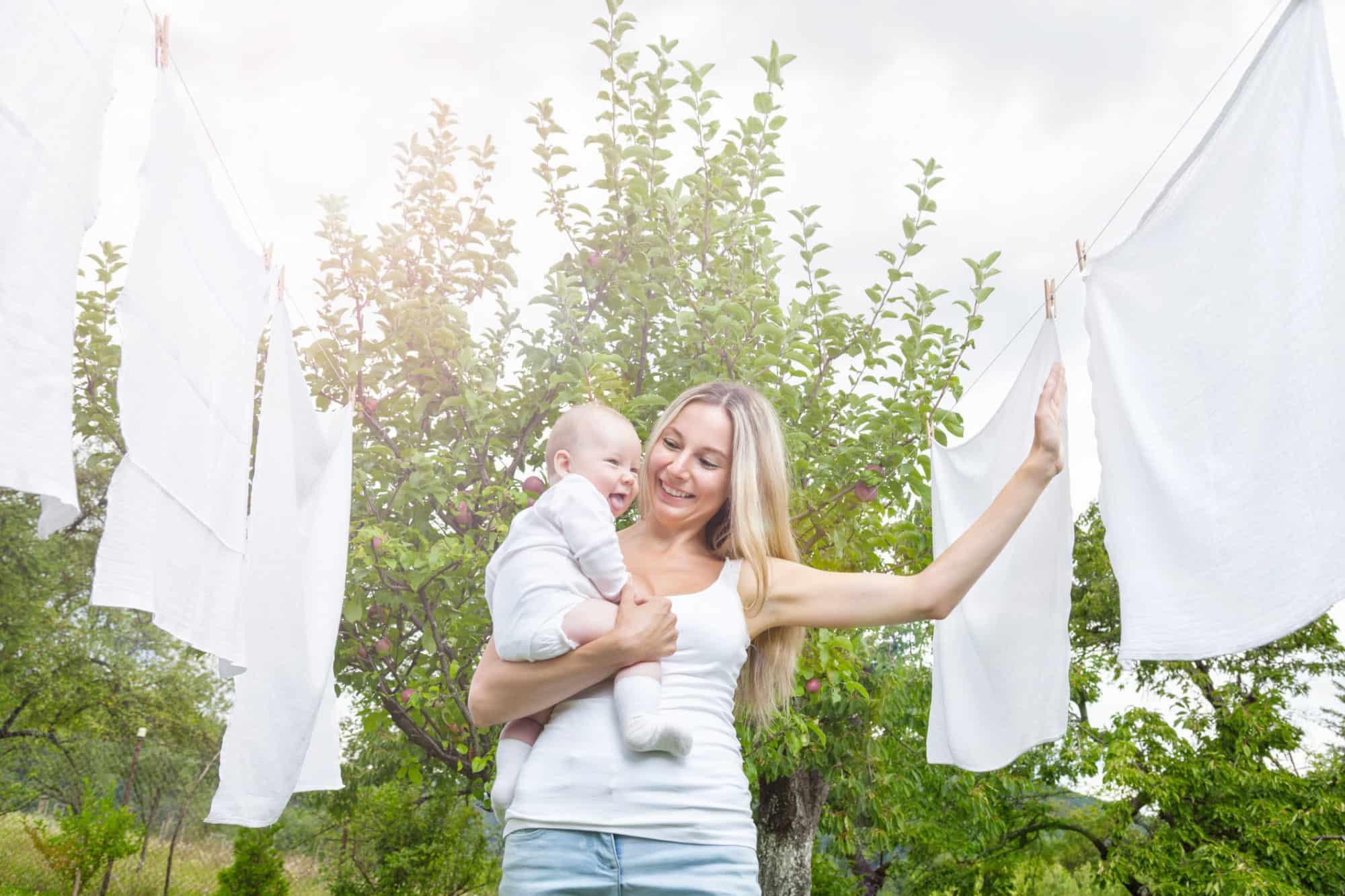 waschen ohne Waschmittel