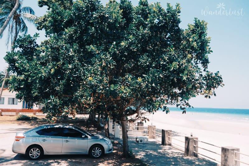 Thailand Auto mieten Tipps