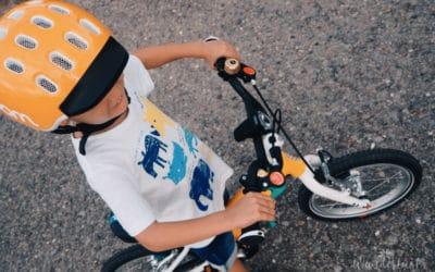 Fahrradfahren lernen – unsere Tipps & das woom 2 im Test!