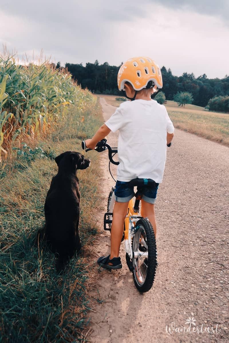 Fahrradfahren lernen Alter