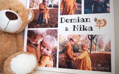 Ein persönlicher Touch im Kinderzimmer mit MEINFOTO!
