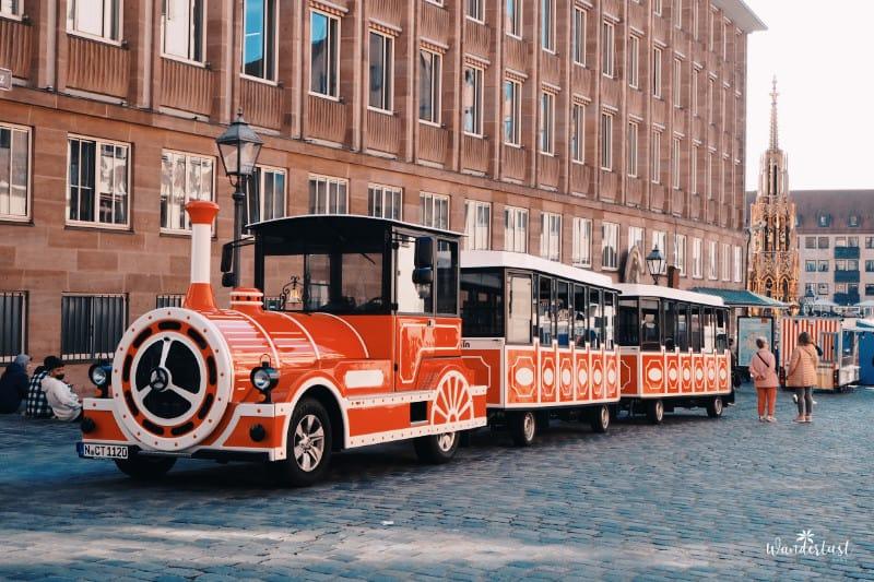Nürnberg Citytour Bimmelbahn