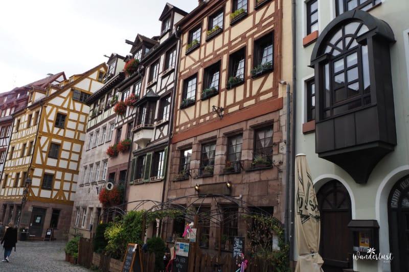Weissgerbergasse Nürnberg
