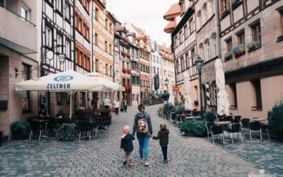 Nürnberg mit Kindern – Tipps für die ganze Familie!