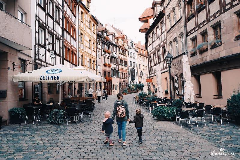 Nürnberg mit Kindern