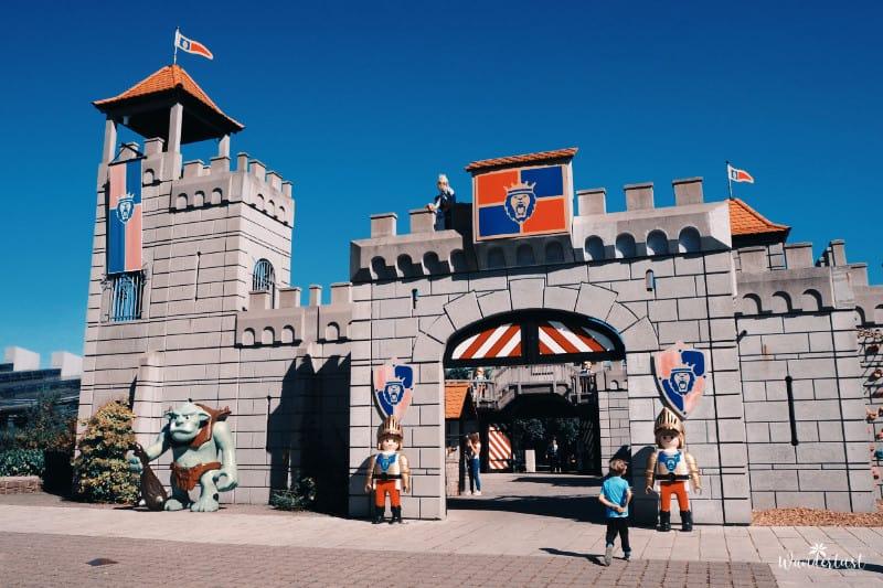 Playmobil Funpark Burg